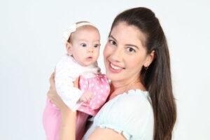 ייעוץ שינה לתינוקת